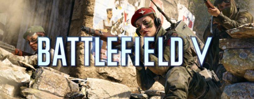 Battlefield V: Details zu den Waffenanpassungen & Recoil Änderungen des morgigen Updates