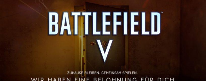 Battlefield V: Entwickler verschenken für kurze Zeit Company Coins und Tank-Skin-Set