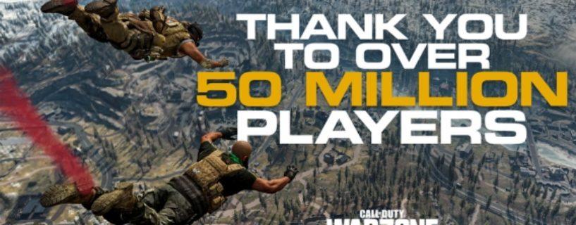 Über 50 Millionen Spieler haben in einem Monat Call of Duty: Warzone gespielt, weitere Hacker verbannt