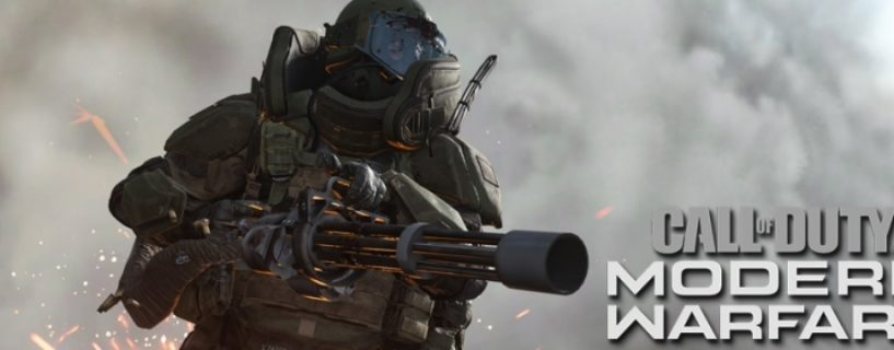 Call of Duty Modern Warfare: Doppelte XP und Waffen-XP an diesem Wochenende & neue Spielmodi
