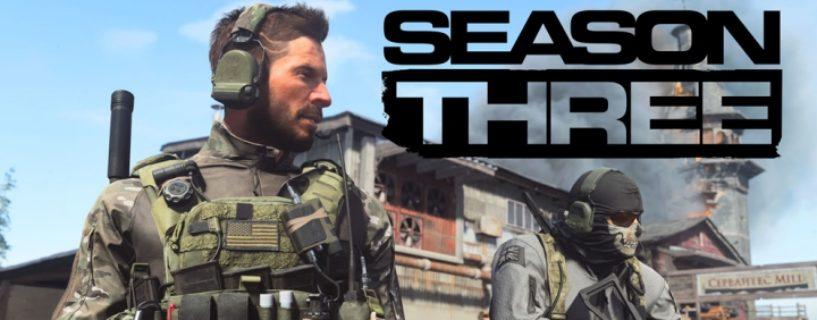 Call of Duty Modern Warfare: Update 1.19 steht nun zum Download bereit & Patchnotes