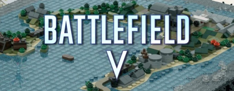 Battlefield V: Fan baut beliebte Karten mit LEGO Bausteinen nach