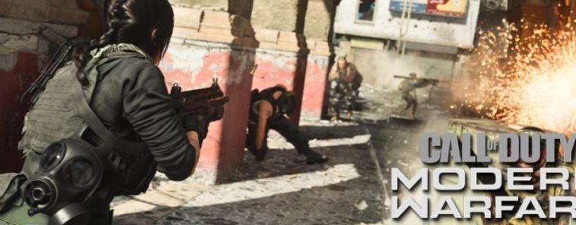 Call of Duty Modern Warfare: Kleines Update für das Hauptspiel & Warzone soeben veröffentlicht