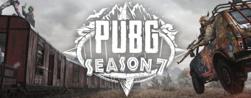 PUBG: Season 7 kommt samt Update am 28. April 2020 auf Xbox und Playstation 4