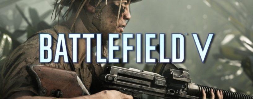 Battlefield V: Dutzende unveröffentlichte Waffen werden wohl nicht mehr erscheinen