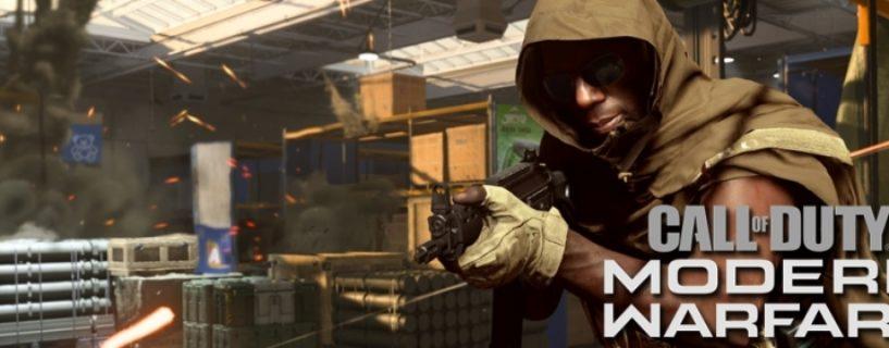 Kleines Update für Call of Duty Modern Warfare & Warzone veröffentlicht, Most Wanted Aufträge entfernt