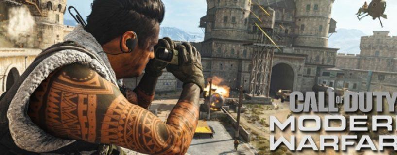 Call of Duty Modern Warfare & Warzone: Server down und lange Suche im Matchmaking