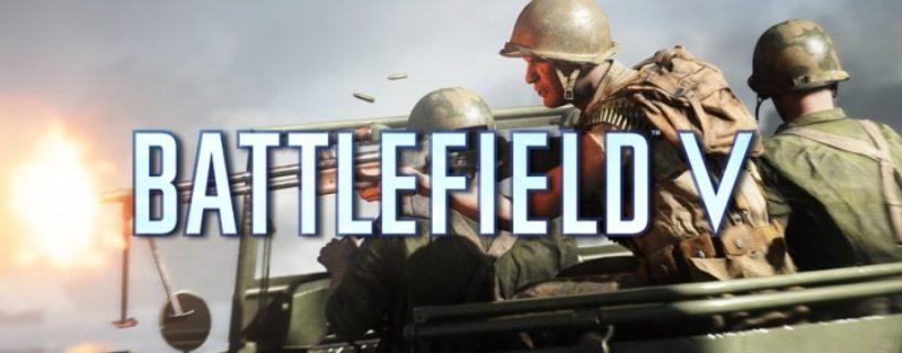 Battlefield V: Trailer zur Vorstellung des Summer Updates erscheint am Montag