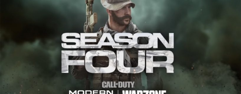 Call of Duty: Modern Warfare & Warzone: Season 4 Release Date angekündigt, Update wird Riesig
