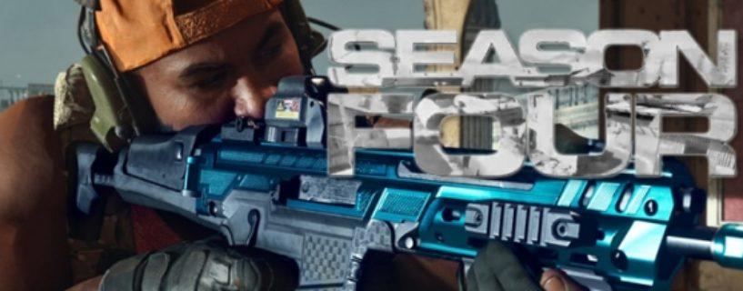 Call of Duty: Modern Warfare & Warzone: Season 4 ist gestartet – Riesige Patch Notes & Riesen-Download