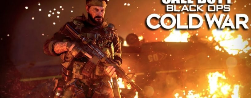 Call of Duty: Black Ops Cold War – Reveal Trailer und Releasedatum offiziell bekanntgegeben