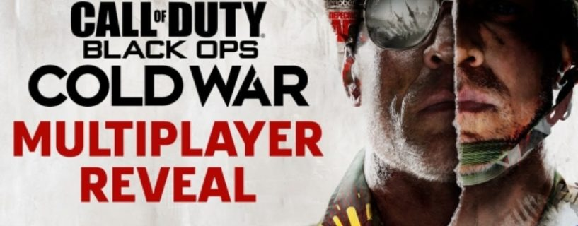 Heute: Call of Duty Black Ops: Cold War Multiplayer Live Reveal Event
