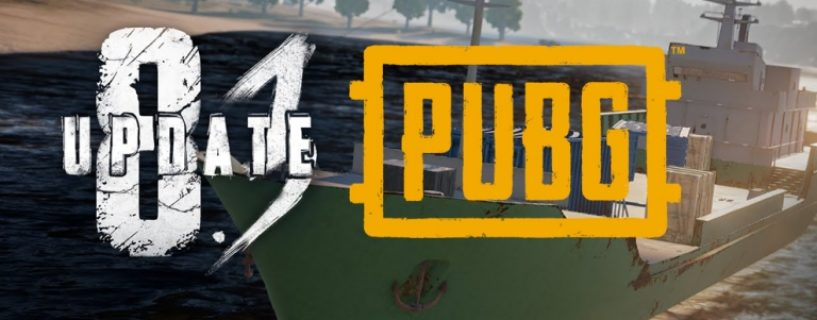 PUBG: PC-Update 8.3 bringt Fährsystem, neue Team-Deathmatch Bereiche, Störsender und mehr