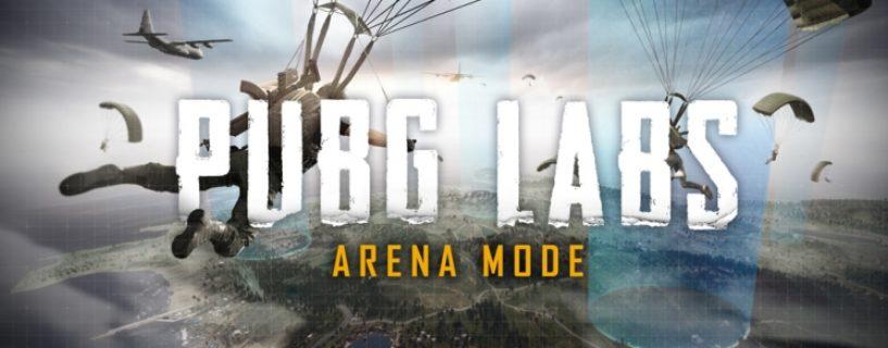 PUBG Labs: Arena Mode zeitbegrenzt für PC und Konsole verfügbar