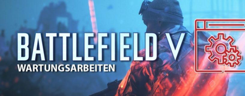 Battlefield V: Wartungsarbeiten beheben Rubberbanding Probleme und spendieren neue wöchentliche Missionen