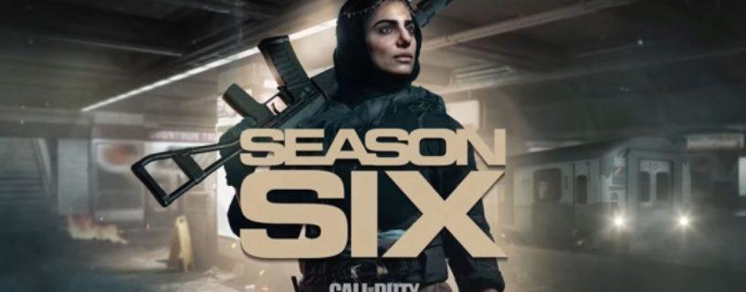 Call of Duty: Warzone – Season 6 Starttermin & große Map-Änderung bestätigt