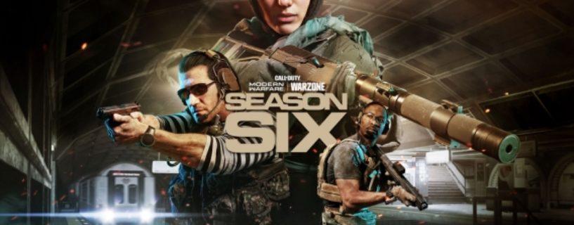 Call of Duty: Modern Warfare und Warzone – Alle Informationen zum heutigen Start von Season 6