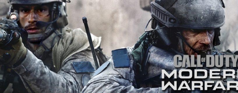 Neues Update löst Absturz-Probleme in Call of Duty: Modern Warfare und Call of Duty Warzone