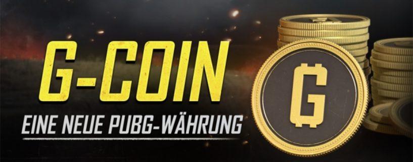 PUBG: Entwickler führen G-Coin als neue Währung auch für PC-Spieler ein