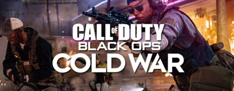 Call of Duty Black Ops: Cold War veröffentlicht – Das steckt im neuen Serien Titel