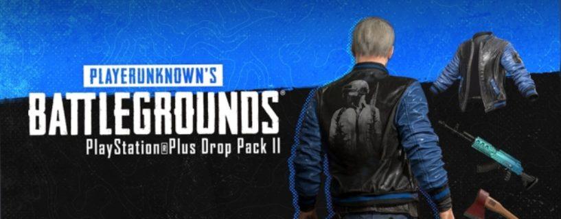 PUBG: Spezielles PlayStation Plus Drop-Pack II für kurze Zeit verfügbar