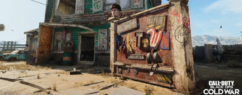 """Call of Duty: Black Ops Cold War – Neues Update liefert neue Map """"Nuketown"""" & Double XP Event"""