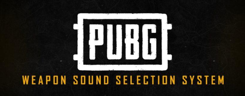 PUBG: Entwickler kündigen Waffensound- und Selection-System an