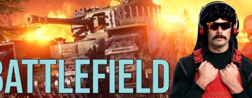 Dr. Disrespect erklärt wie Battlefield 6 mit Warzone konkurrieren könnte oder wird