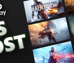 FPS-Boost Option nun für Battlefield 4, Battlefield 1 und Battlefield V auf der Xbox Series X verfügbar