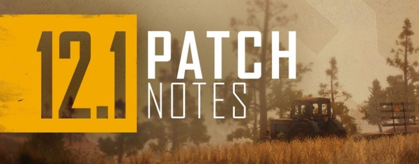 PUBG: Patchnotes zum PC-Update 12.1 samt Miramar Remaster