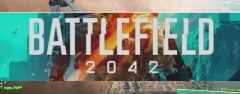 """Battlefield 6 wird angeblich """"Battlefield 2042"""" heißen, mögliches Titelbild geleakt"""