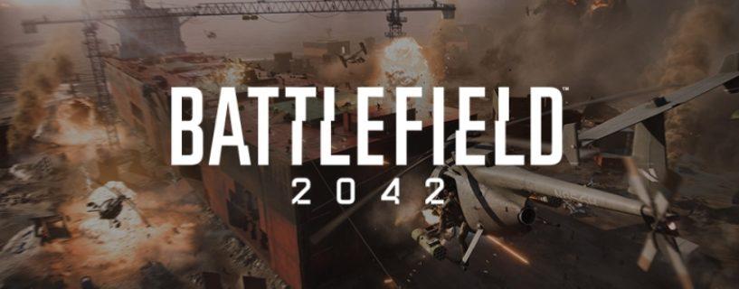 Battlefield 2042 soll keinen Battle Royale Spielmodus erhalten