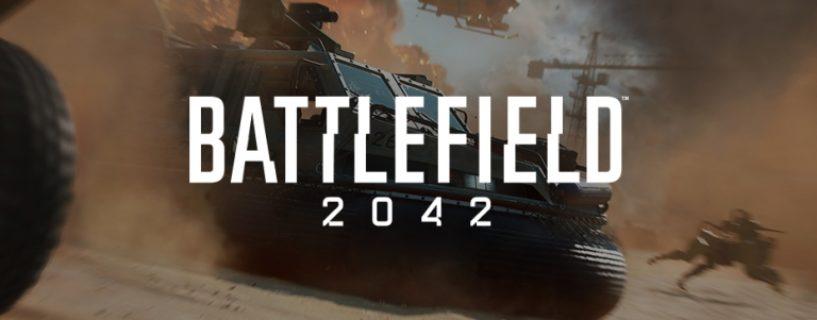 Battlefield 2042: Bisher bekannte Fahrzeuge und eine neue Fahrzeug-Spawn Mechanik
