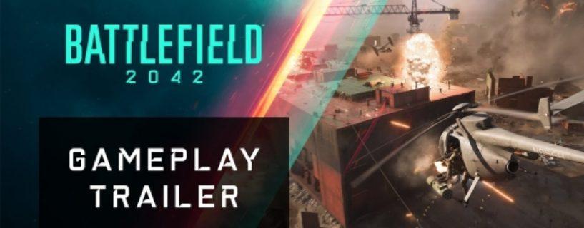 Battlefield 2042 Gameplay Premiere – Der Gameplay Trailer zum neuen Battlefield 2042 ist da!