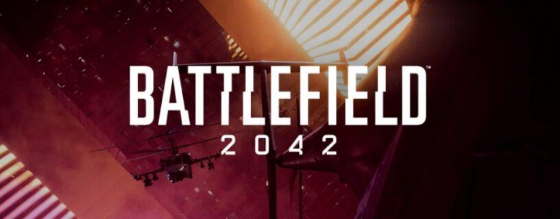 Battlefield 2042: Reveal Trailer wurde sehr sorgfältig vorbereitet