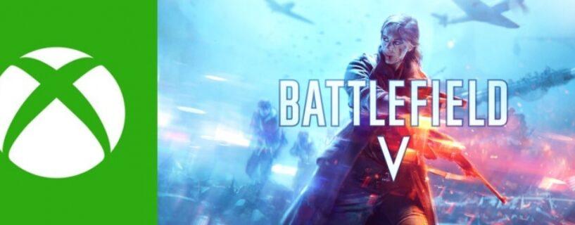 Battlefield V ab sofort im Xbox Game Pass als Cloud Titel spielbar