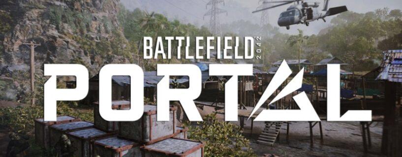 Battlefield 2042: Portal Modus vor EA Play Live geleakt