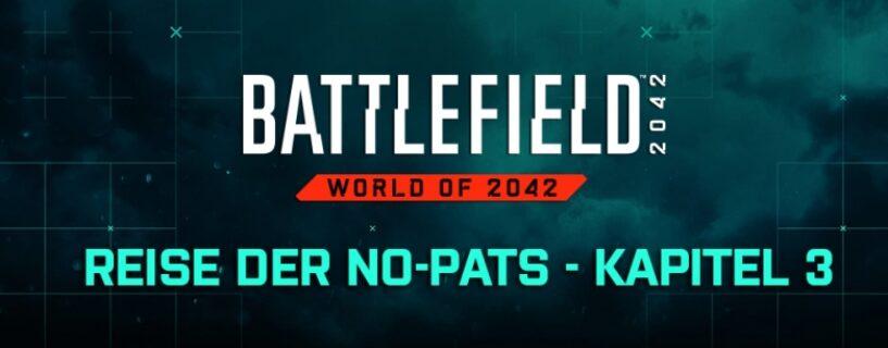 """Battlefield 2042: """"Reise der No-Pats"""" Kapitel 3 veröffentlicht"""