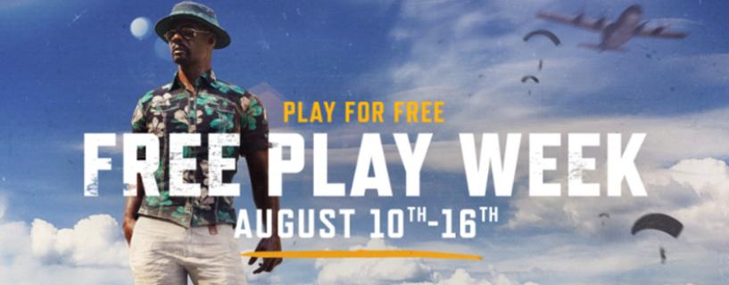 PUBG: Free Play Week auf Steam gestartet