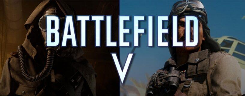 Battlefield V: Zwei neue Elite Soldaten jetzt kostenlos verfügbar