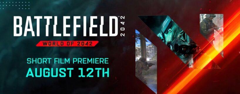 Morgen erscheint der Battlefield 2042: Exodus Kurzfilm, so verpasst du nichts!