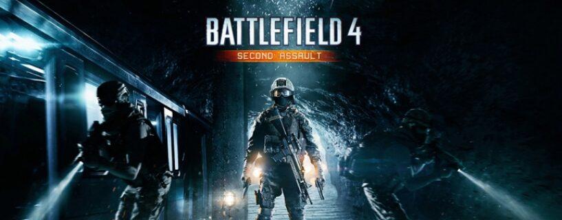 Battlefield 4 Second Assault aktuell kostenlos im Microsoft Store & Origin