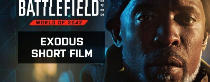 Exodus-Kurzfilm zeigt Anfänge des Bürgerkriegs in Battlefield 2042