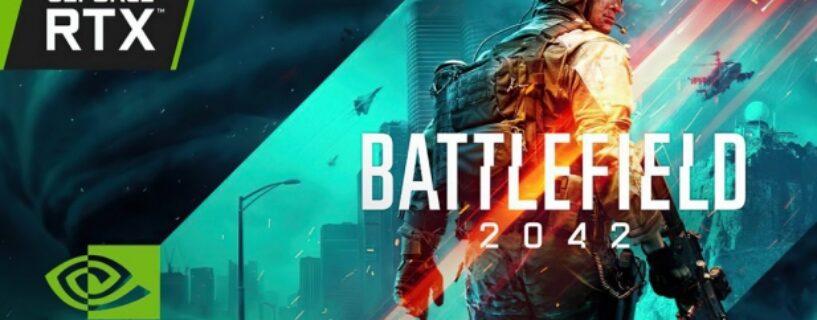 Battlefield 2042 erscheint ohne Raytracing & Neuer RTX Bundle Trailer vorgestellt