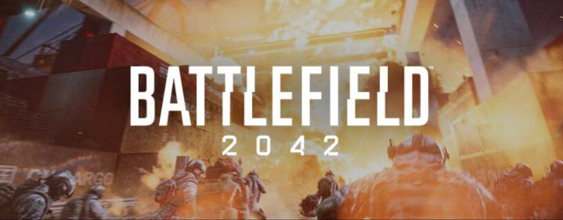 Battlefield 2042: Dataminer entdeckt neue Schadenstypen und Levolution Elemente