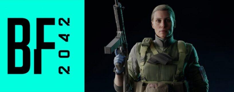 Battlefield 2042: Medic wurde schon vor dem Start der Beta generft
