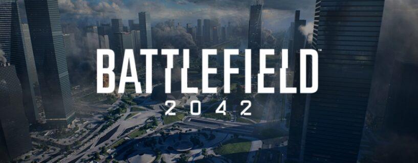 Battlefield 2042 soll laut Entwickler kein Problemspiel sein