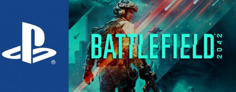 Sony ändert das Angebot: Keine Battlefield 2042 Beta für Playstation 4 Spieler?