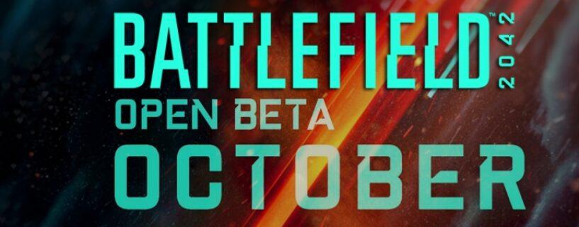Battlefield 2042: Neuer inoffizieller Beta-Fahrplan für Oktober bekannt