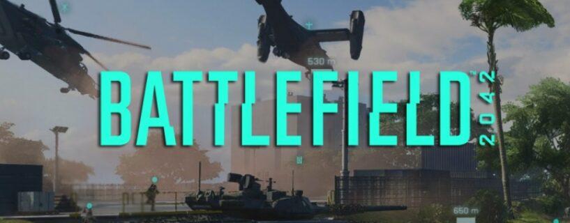 Battlefield 2042: DICE hält an Releasetermin im November fest – Alle Spielmodi sollen mit dabei sein!
